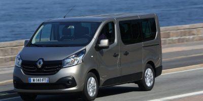 Renault Trafic Long – idealny partner na dalekie podróże