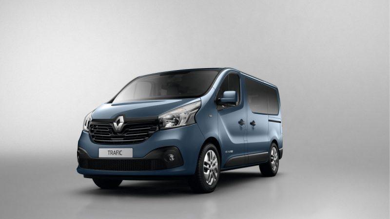 Renault Trafic 9 os. Long